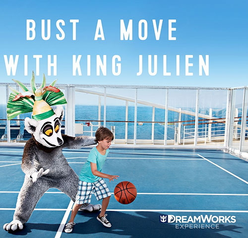 Bust a Move with King Julien